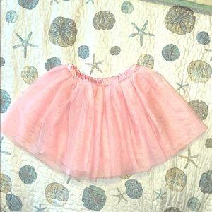 4T pink tutu